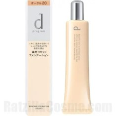 d program Medicated Skincare Foundation (Liquid)