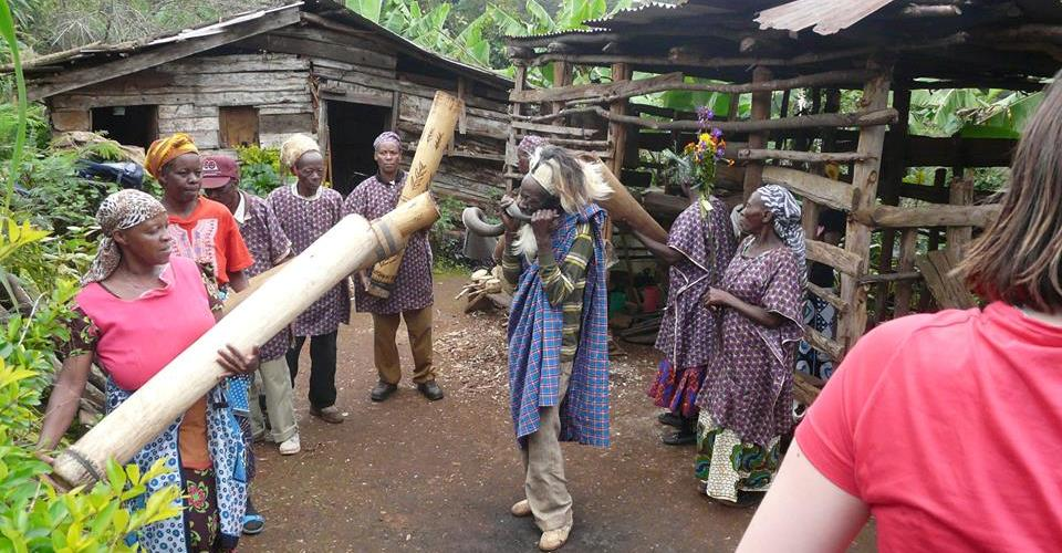 Dancing with Old Moshi Cultural Tourism