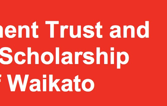 Raukawa Settlement Trust & Mercury Partnership Scholarship Regulations