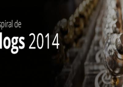 """Finalista de los """"Premios Espiral Edublogs 2014″"""