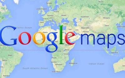 Crear mapas con Google Maps