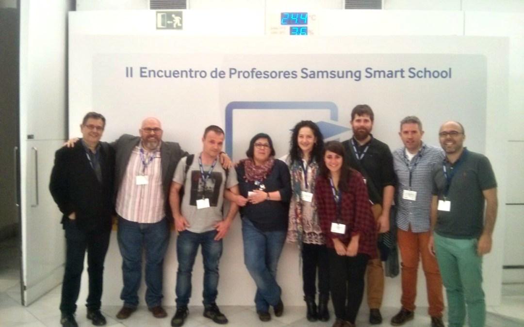 II Encuentro Samsung Smart School 2016