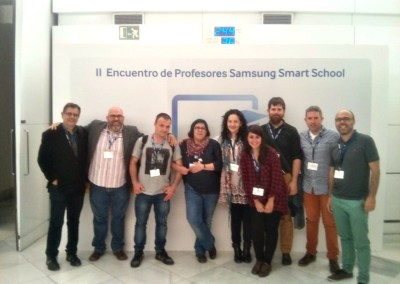 II Encuentro Samsung Smart School 2016