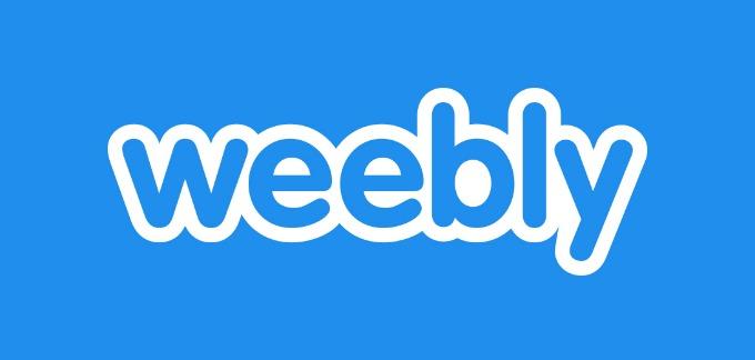 Crea páginas web con Weebly