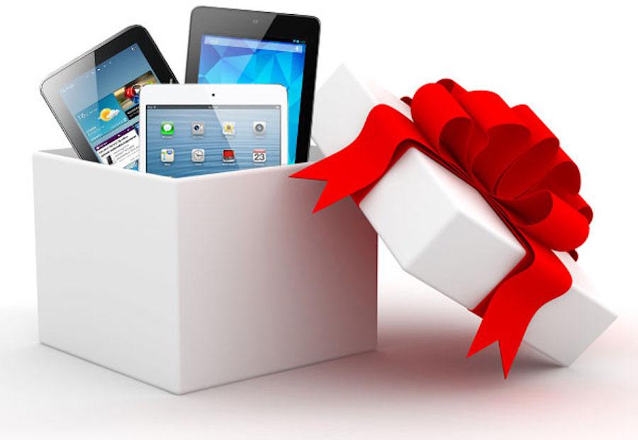 Normas para un regalo tecnológico
