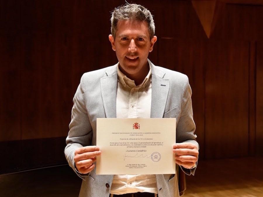 Entrega de los Premios Nacional de Educación 2016