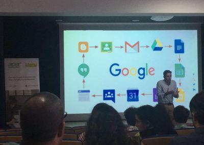 Encuentro Google en Cantabria 2016