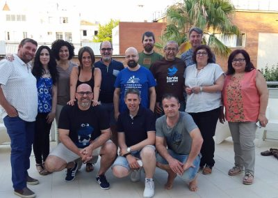 Formación Salesianos Cataluña 2016