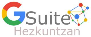 19 de Mayo – G Suite Hezkuntzan