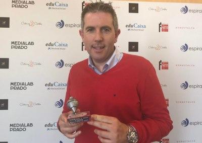 Entrega de los premios Espiral Edublogs 2017