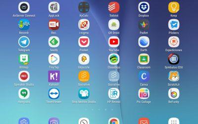 Aplicaciones del taller de mobile learning