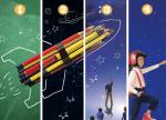 Una aventura en cuatro actos «Profesores en acción»