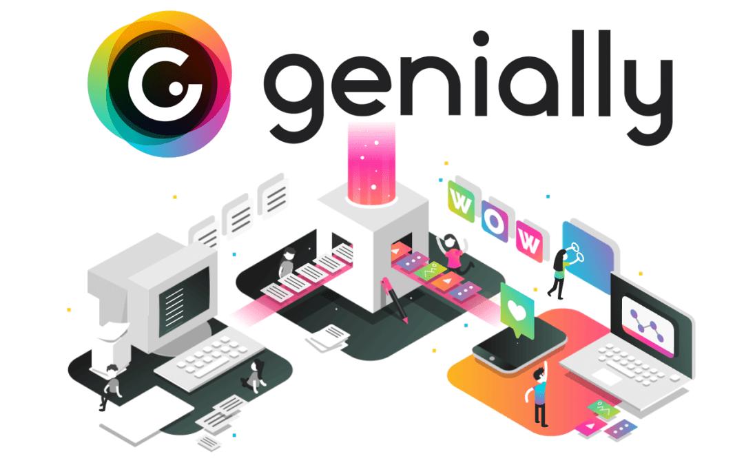 Genial.ly una aplicación GENIAL para educación