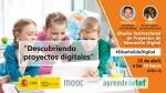 Directo INTEF «Descubriendo Proyectos Digitales»