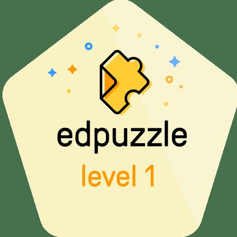Edpuzzle – Level 1