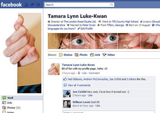 La nueva creatividad de los perfiles Facebook
