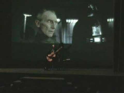 Star Wars con guitarra clásica…