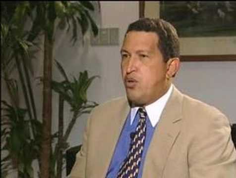 Hugo Chavez, antes y después.