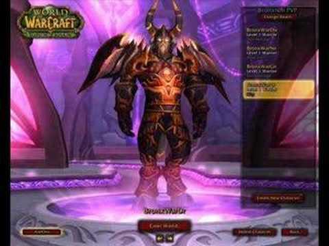 Warrior History X