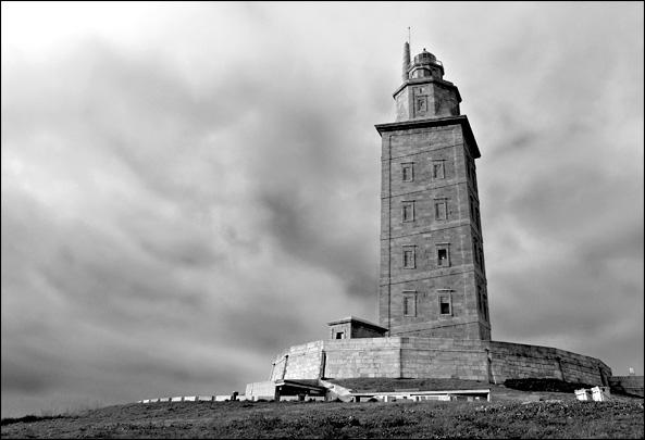 La torre de Hercules, candidata!