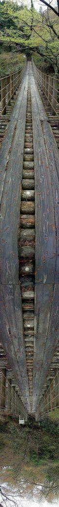 El puente de madera