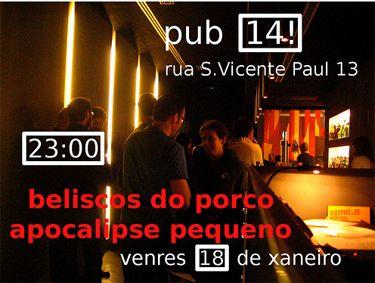 Noche bloguera en La Coruña