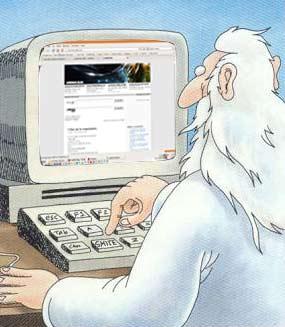 Y Dios usó la computadora…
