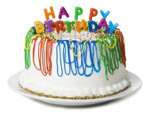 Cumpleaños Feliz a mi mismamente.