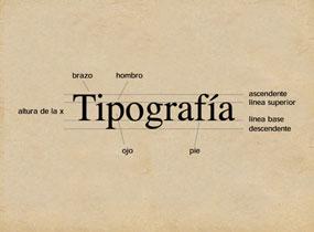 Repaso teórico a la tipografía
