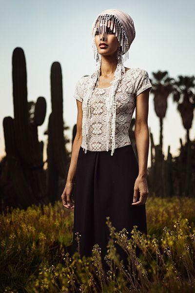 Fotografía perteneciente a la editorial de moda Ethnic Roots - Raúl Mellado, fotógrafo de publicidad