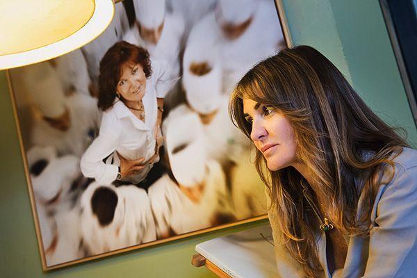 Fotografía Personal Branding para Silvia Hofmann, directora de la escuela de hostelería Hofmann.