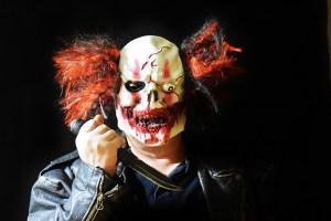 asesino payaso psicópata