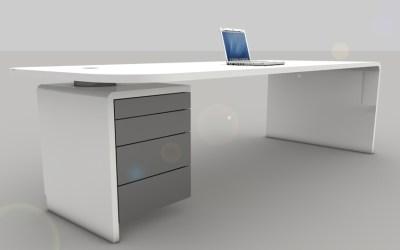 TubeONE Schreibtisch