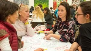 New Work Coach Manuela Grundner: Veranstaltungen Workshops Konferenzen
