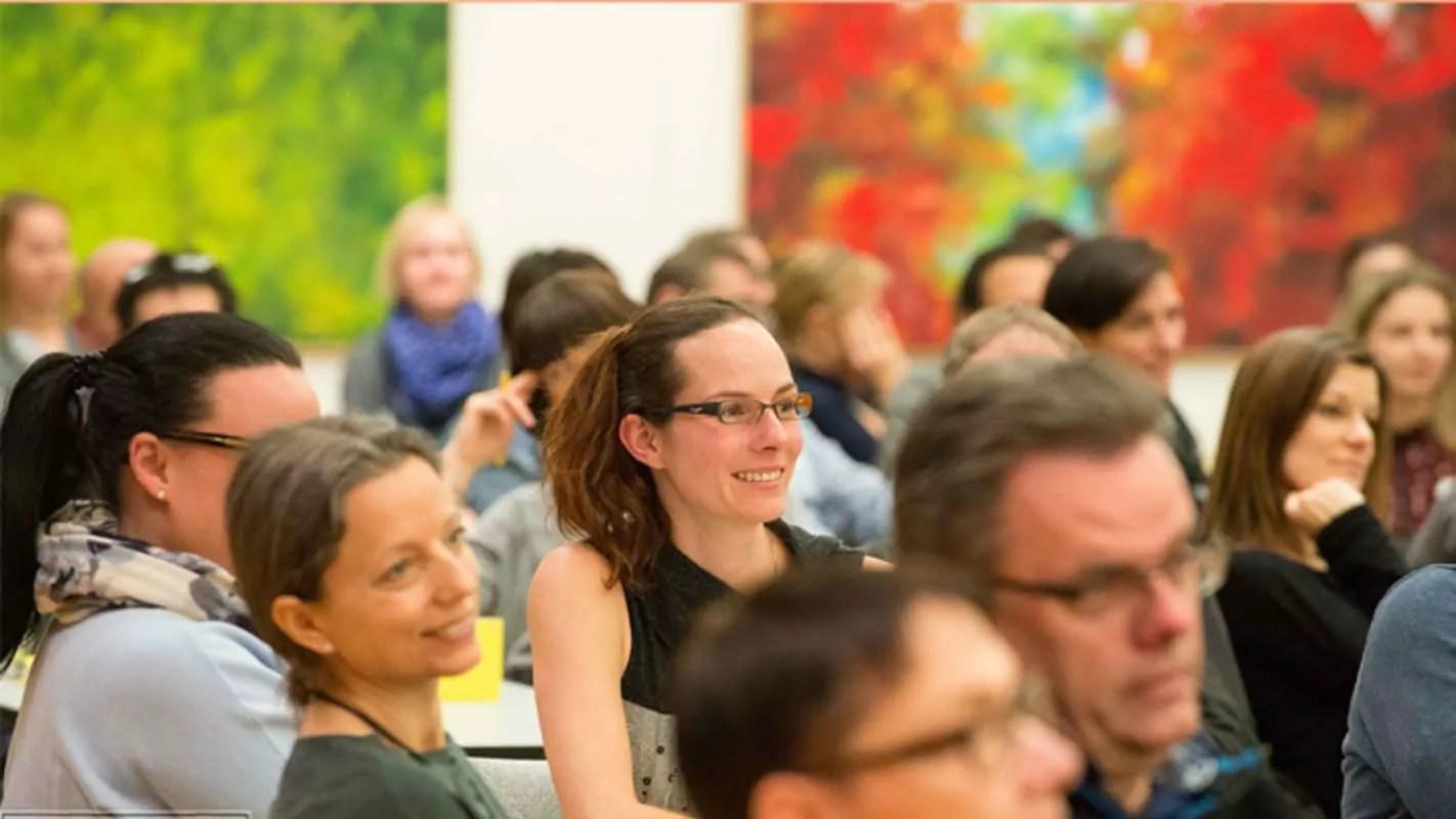Veranstaltungen, Workshops, Vorträge und Konferenzen