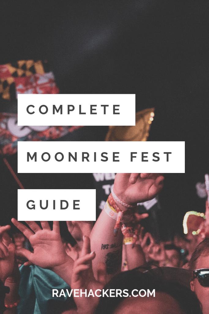 The 'Tea' on Moonrise Festival | Rave Hackers - Festival Blog