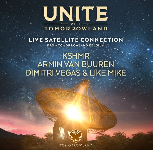 UNITE with Tomorrowland 2017 has unveiled the Headliners ...