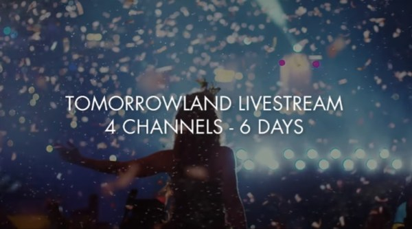Tomorrowland 2017 LIVE Stream and Schedule: Watch HERE