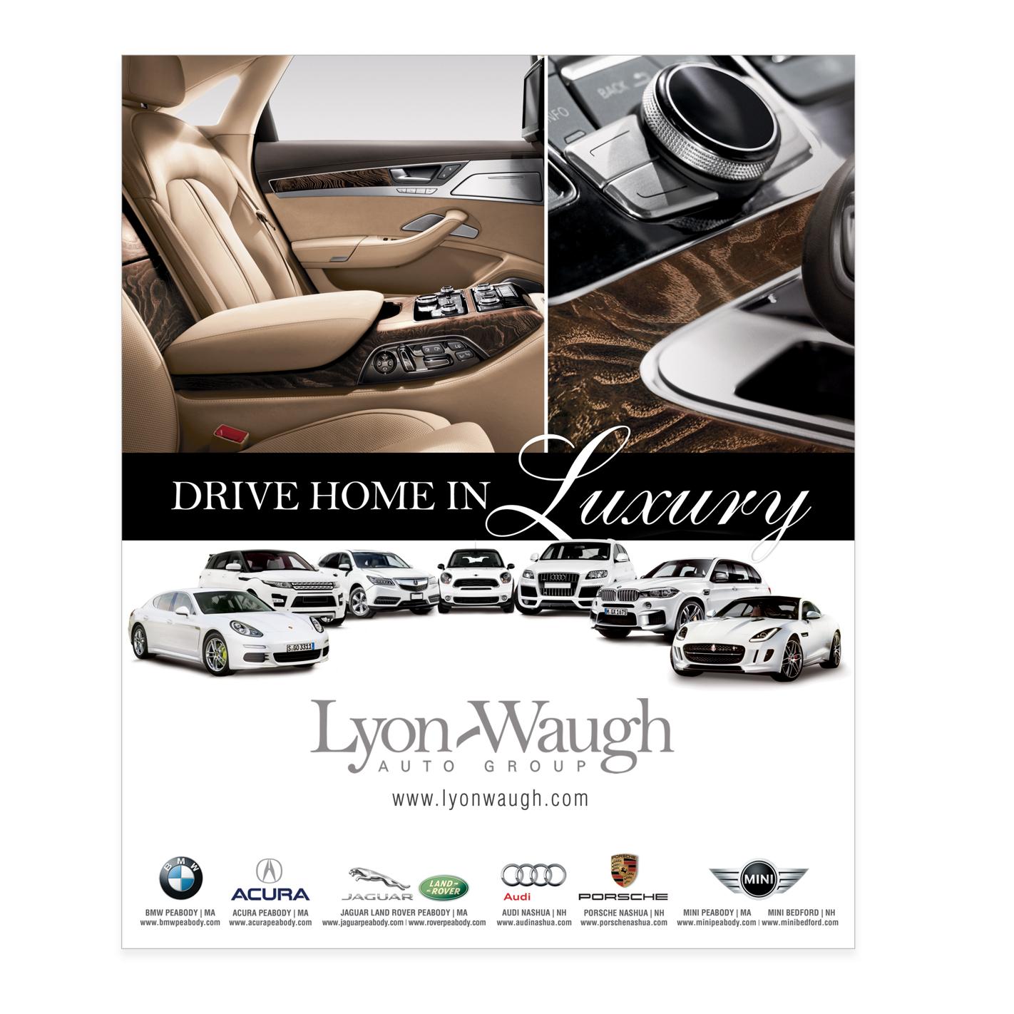 Lyon Waugh Raven Creative Inc
