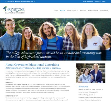 Greystone Educational Consulting