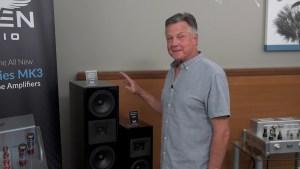 AXPONA 2019, Raven Audio, Avian MK3 Series Integrated Tube Amplifier, Corvus Reference Monitor, CeLest Speakers
