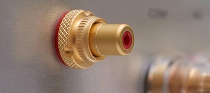 Audiophile Connectors