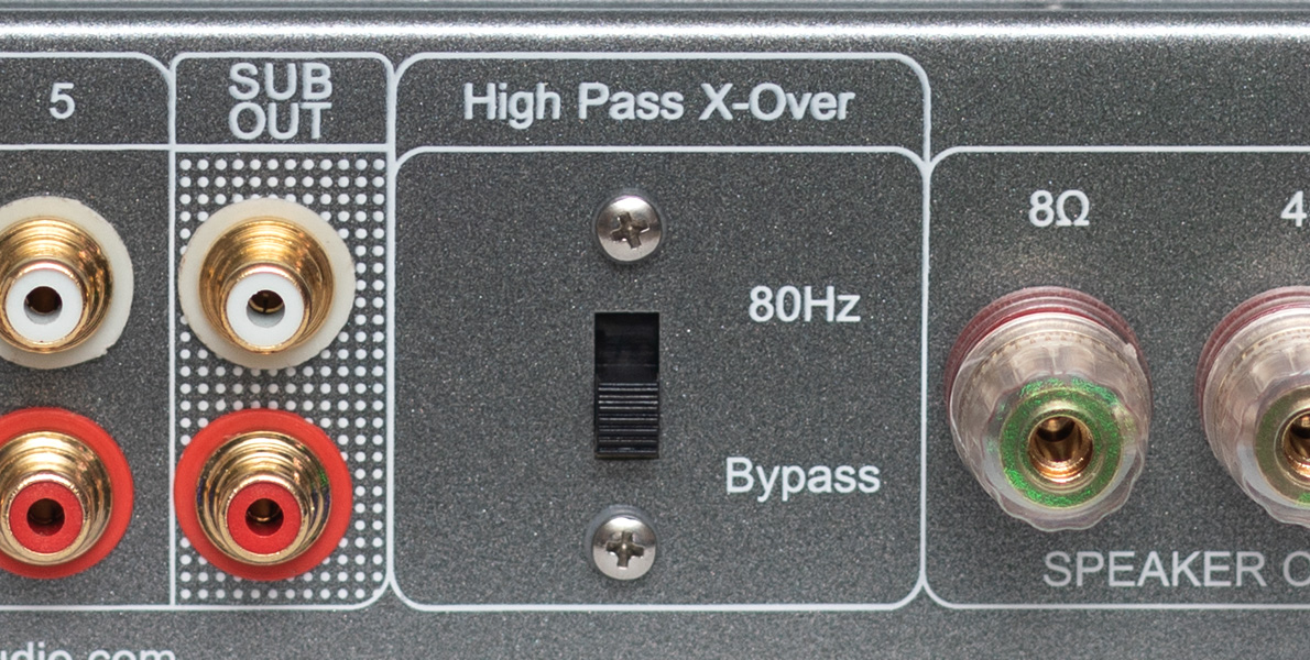 Nighthawk High Pass Filter