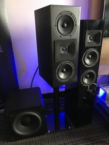 Raven Speakers