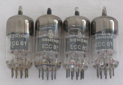 Seimens ECC81