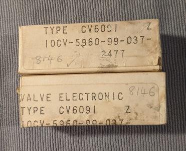 GEC CV6091 Orig Boxes