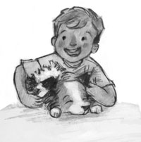 So you want a Puppy sketch