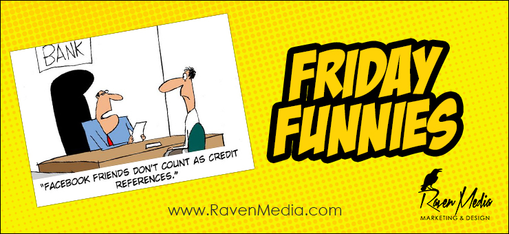 Friday Funnies: Facebook Friends