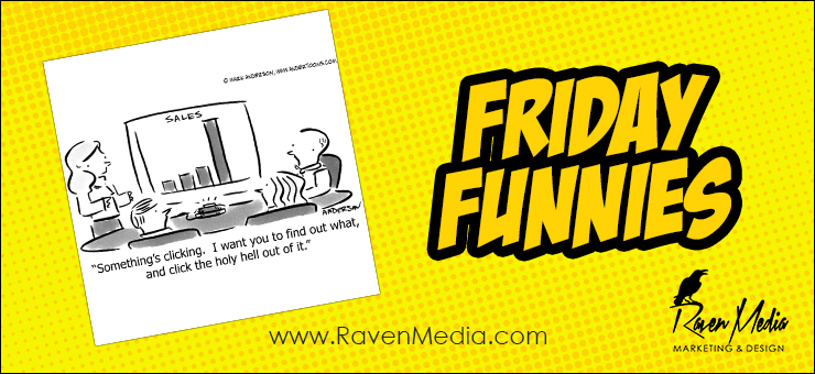 Friday Funnies: Somethings Clicking
