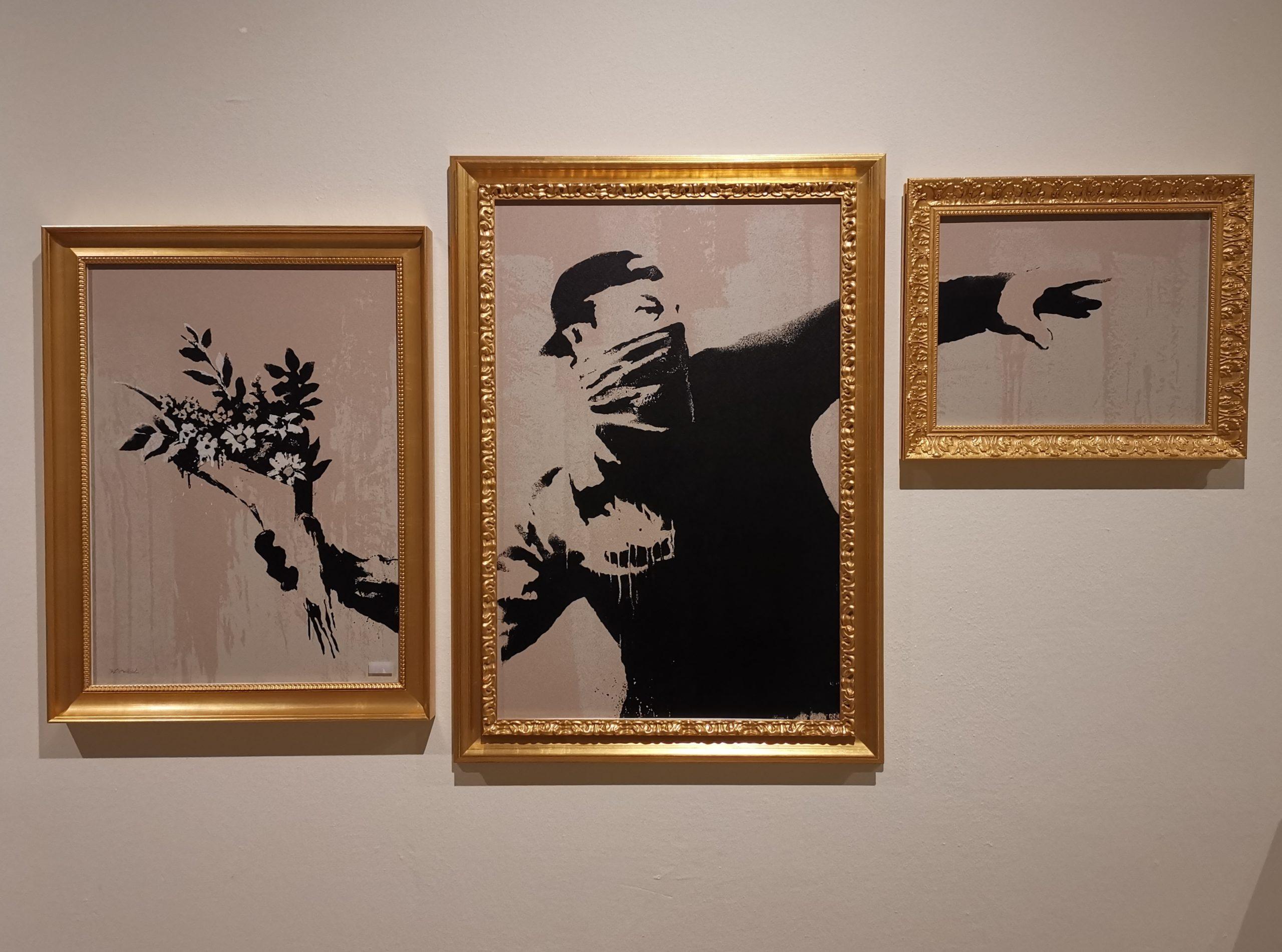 Murales, graffiti, street art su commissione: Lo Strano Caso Di Banksy Al Mar E I Poster Rimossi In Centro A Ravenna